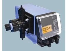Chem-Ad Series A chemical metering pumps