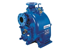 Gorman-Rupp's Super T series wastewater pump