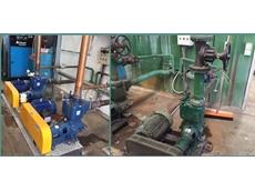 Wastewater pump upgrade