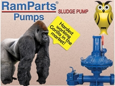 Cost effective heavy duty sludge pumps launched