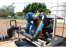 Gorman-Rupp VS4 wastewater pump