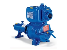 Gorman-Rupp 10 Series solids handling self priming centrifugal pumps are ideal for heavy duty applications