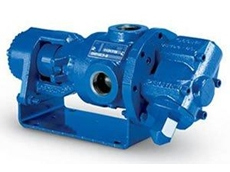 Gorman-Rupp G Series self priming, positive displacement rotary gear pump