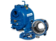 Gorman-Rupp's Super T Series pump with Eradicator