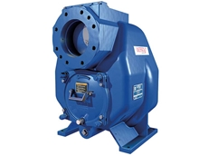 Gorman-Rupp self priming trash pumps for corrosive wastewater