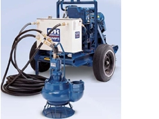 Gorman Rupp submersibles (JW Series) pumps offered by Hydro Innovations