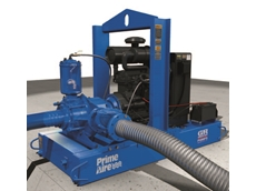 Gorman-Rupp's  Prime Aire sewage pumps available from Hydro Innovations