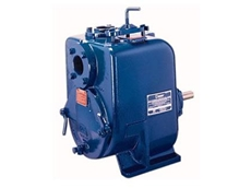 Gorman-Rupp Super U series self priming centrifugal pumps