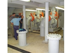 The sewage pumping equipment is easy to access, monitor and maintain.