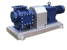 Lamella extra heavy duty pump
