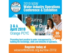 2019 NSW Water Industry Operations Conference & Exhibition