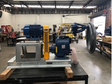 NSW snack company installs self priming wastewater pump