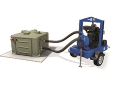 Pumps for emergency back up and bypass now available from Hydro Innovations