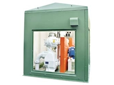 Reliasource 8x12 above ground sewage pumping stations from Hydro Innovations