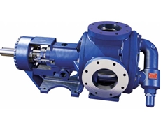 Gorman-Rupp G Series rotary gear pump