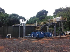 RoadTrain Packaged Sewage Treatment Plants from Hydroflux