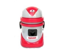 Heavy duty vacuum cleaners from Hydromat
