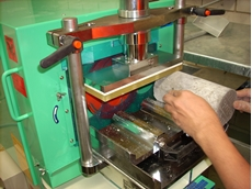 Concrete Test Cylinder Grinding Machinery from Hylec Controls