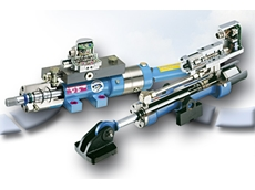 Hänchen hydraulic actuator cylinders from Hylec Controls