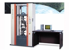 900 Series electromechanical universal testing machines are commonly used for tension and compression testing