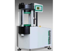 Hylec releases new concrete compression test machine