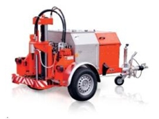 Infratest Road Core drilling machine available from Hylec