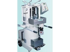 Infratest asphalt sample preparation machine