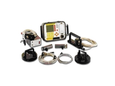 James Instruments Gecor 8 corrosion analyser for reinforced concrete available from Hylec