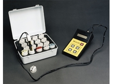 James Instruments chloride test system from Hylec Controls