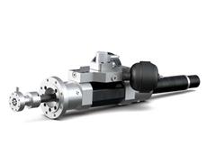 New servo hydraulic actuators overcoming traditional limitations