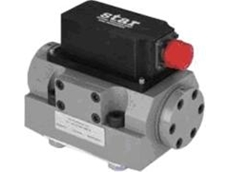 Star Servo valve with jewel technology