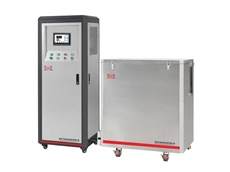 Wance hydrostatic and burst testing machines