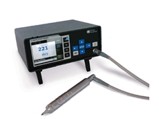 Wilson Dyna Testor M495 Portable Hardness Tester available from Hylec Controls