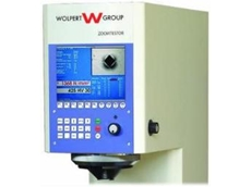 Wolpert Wilson universal hardness testing machine from Hylec Controls