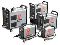 Hand Plasma Cutting Machines with superior cut quality  by Hypertherm Westgate