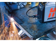 Powermax plasma cutting equipment