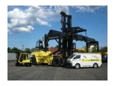 Services offered by Hystandard Handling Equipment