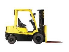 The New Hyster Fortis forklift available from Hystandard Handling Equipment