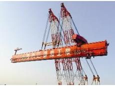 900-ton Goliath crane
