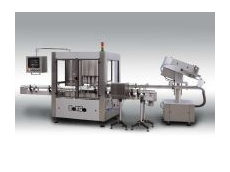 BORGO 16-head capping machine.