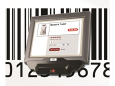 Panel Pc with barcode scanner