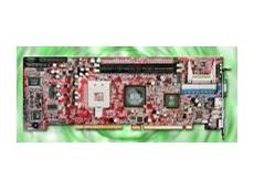 High performance AGP graphics P4 SBC