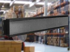 iKAN Series industrial Modbus LED display