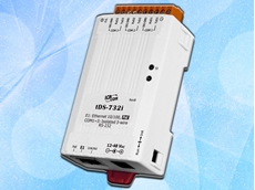 The tDS-732i is a serial-to-Ethernet device server