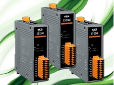 ICP DAS' ET-2260 Ethernet I/O modules
