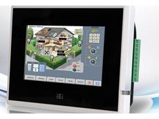 IEI's IOVU-430S panel PC