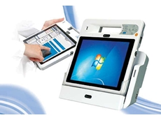 """ICP Electronics Australia introduces ICEFIRE 10.4"""" Mobile Clinic Assistant from IEI Technology"""