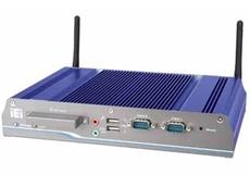 IEI's TANK-101B fanless embedded controller