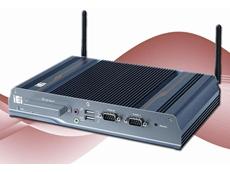 TANK-101B fanless embedded controller
