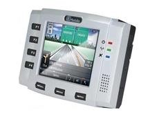 IEI's VTT-1000 vehicle tracking terminal for fleet management